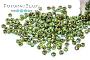 Seed Beads / Miyuki Seed Beads (15/0) / 15/0 Picasso