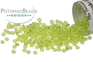 Seed Beads / Miyuki Seed Beads 15/0 / Miyuki Seed Beads Size 15/0 Transparent Colors