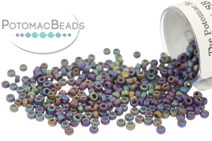 Seed Beads / Miyuki Seed Beads 15/0 / Miyuki Seed Beads Size 15/0 Matte Colors