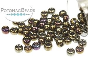 Seed Beads / Miyuki Seed Beads (8/0) / Miyuki 8/0 Seed Beads: Metallic Colors