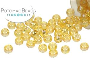 Seed Beads / Miyuki Seed Beads (8/0) / Miyuki 8/0 Seed Beads: Transparent Colors