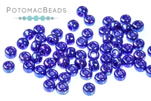 Seed Beads / Miyuki Seed Beads (8/0) / Miyuki 8/0 Seed Beads: Luster Colors