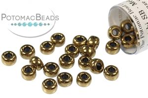 Seed Beads / Miyuki Seed Beads (6/0) / 6/0 Metallic