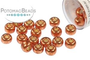 Seed Beads / Miyuki Seed Beads 6/0 / Miyuki Seed Beads Size 6/0 Duracoat Galvanized Colors