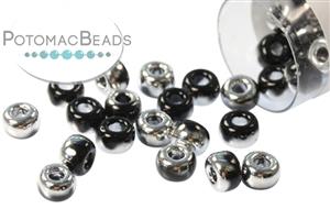 Seed Beads / Miyuki Seed Beads 6/0 / Miyuki Seed Beads Size 6/0 Czech Coating Colors (Unions)