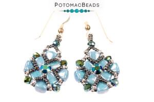 How to Bead Jewelry / Free Beading Patterns PDF / Nib-Bit Bead Patterns