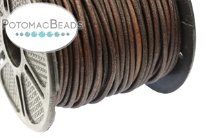 Jewelry Making Supplies & Beads / Wire & Stringing Materials / Leather / Leather 2mm