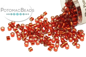 Seed Beads / Miyuki Delicas Beads / Delica Beads Size 11/0 - Silver-Lined Colors