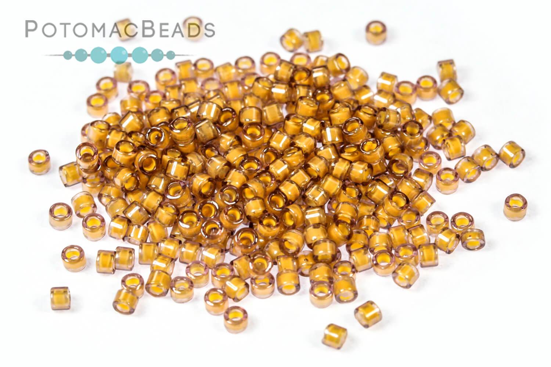 Seed Beads / Miyuki Delicas (11/0) / Delica 11/0 - Luminous
