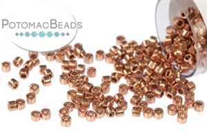 Seed Beads / Miyuki Delicas Beads / Delica Beads Size 11/0 - Plated Colors