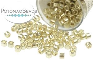 Seed Beads / Miyuki Delicas (11/0) / Delica 11/0 - Duracoat Galvanized