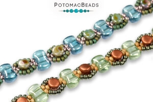 How to Bead Jewelry / Free Beading Patterns PDF / CoCo Bead Patterns