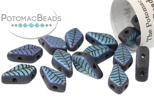 Czech Pressed Glass Beads / Kite Beads