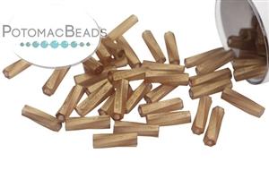 Seed Beads / Miyuki Twisted Bugles (2x6mm)