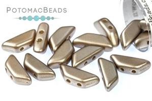 Czech Pressed Glass Beads / Les Perles par Puca® / Tinos® par Puca®