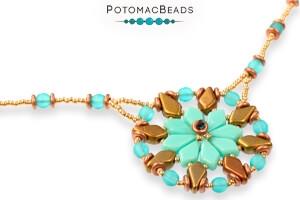 How to Bead Jewelry / Free Beading Patterns PDF / Kite Bead Patterns