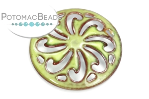Jewelry Making Supplies & Beads / Metal Beads & Beads Findings / Gardanne Beads