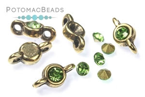 Jewelry Making Supplies & Beads / Metal Beads & Beads Findings / Settings
