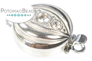 Jewelry Making Supplies & Beads / Unique Jewelry Clasps / Claspgarten Sterling Silver Clasps