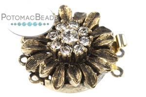 Other Beads & Supplies / Claspgarten & Elegant Elements Clasps & Findings / Claspgarten Multi Strand Clasps