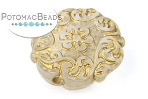 Jewelry Making Supplies & Beads / Resin Beads / Vintage Style Beads