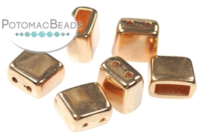 Other Beads & Supplies / Metal Beads & Findings / Bead Caps & Endcones / Rose Gold Plated Bead Caps & End Cones