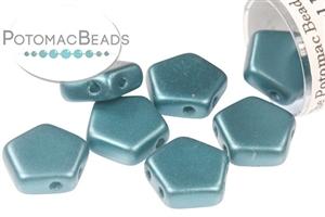 Czech Pressed Glass Beads / Pego