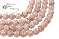 Jewelry Making Supplies & Beads / Gemstone Beads & Semi Precious Stone Beads / Sort By Size / 5mm Smooth & Faceted Gemstone Rounds