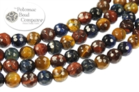 Jewelry Making Supplies & Beads / Gemstone Beads & Semi Precious Stone Beads / Sort By Size / 6mm Smooth & Faceted Gemstone Rounds