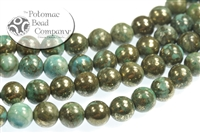 Other Beads & Supplies / Gemstones / Sort By Size / 8mm Smooth & Faceted Gemstone Rounds