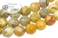 Other Beads & Supplies / Gemstones / Sort By Size / 10mm Smooth & Faceted Gemstone Rounds