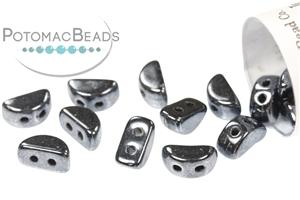 Czech Pressed Glass Beads / Les Perles par Puca® / Kos® par Puca® Beads