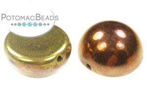 Jewelry Making Supplies & Beads / Beads for Sale & Clearance Sales / Dome Beads 14x8mm - Clearance