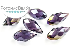 Potomac Exclusives / Potomac Crystals (All) / Potomac Crystal Briolettes 6x12mm