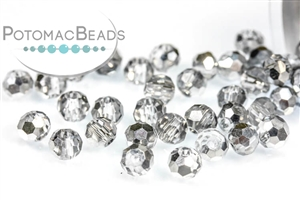 Jewelry Making Supplies & Beads / Beads and Crystals / Round Crystals / Potomac Crystal Round 3mm