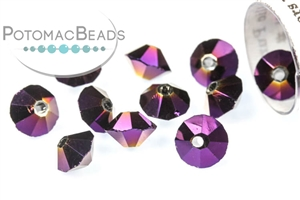 Other Beads & Supplies / Crystals / Crystal Spacer 4x6mm
