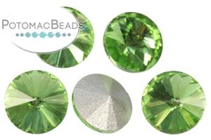 Jewelry Making Supplies & Beads / Beads and Crystals / Rivoli Crystals / Potomac Crystal 10mm Rivoli