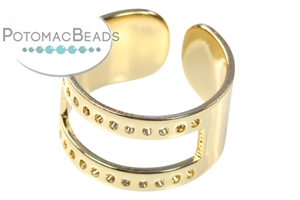 Jewelry Making Supplies & Beads / Metal Beads & Beads Findings / Rings & Ring Settings