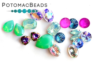 Jewelry Making Supplies & Beads / Beads and Crystals / Potomac Crystals