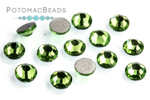 Jewelry Making Supplies & Beads / Beads and Crystals / Crystal Flatbacks