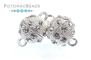 Jewelry Making Supplies & Beads / Metal Beads & Beads Findings / Metal Clasp / Magnetic Clasps