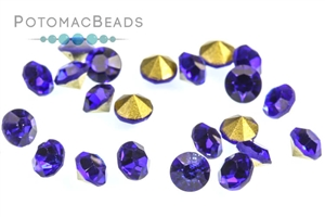 Jewelry Making Supplies & Beads / Beads and Crystals / Chatons SS12 (3-3.2mm)