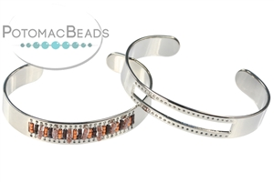Jewelry Making Supplies & Beads / Metal Beads & Beads Findings / Bracelets and Bracelet Settings