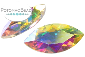 Jewelry Making Supplies & Beads / Beads and Crystals / Navettes