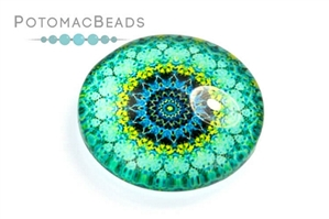Jewelry Making Supplies & Beads / Cabochons Beads / Glass Cabochons / Glass Cabochons 20mm