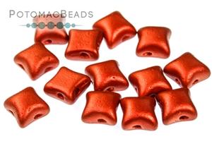 Czech Pressed Glass Beads / Czech Glass & Japanese Two Hole Beads / WibeDuo Beads