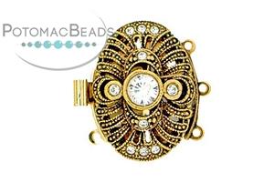 Jewelry Making Supplies & Beads / Metal Beads & Beads Findings / Metal Clasp / Claspgarten & Elegant Elements Clasps & Findings