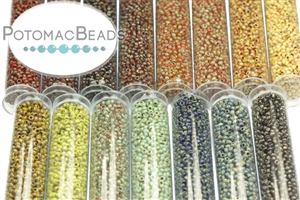 Seed Beads / Miyuki Seed Bead Collections & Assortments
