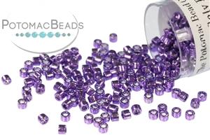 Seed Beads / Miyuki Delicas (11/0) / Delica 11/0 - Galvanized