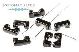 Czech Pressed Glass Beads / Les Perles par Puca® / Telos par Puca® Beads